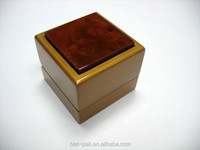 Painting Wooden box jewelry packaging boxes