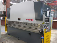 hydraulic press brake WC67Y-160/4000