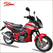 New Design 125CC Racing Motorcycle/Sports Bike With Wide Tyres For Sale X-Wind 125