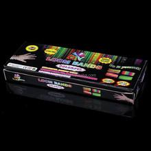 Colorful box DIY Loom band set/Black box set