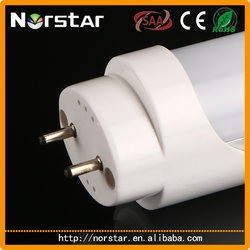 High light efficiency no radiation 140 lm 20w 360 degree t8 led light tube