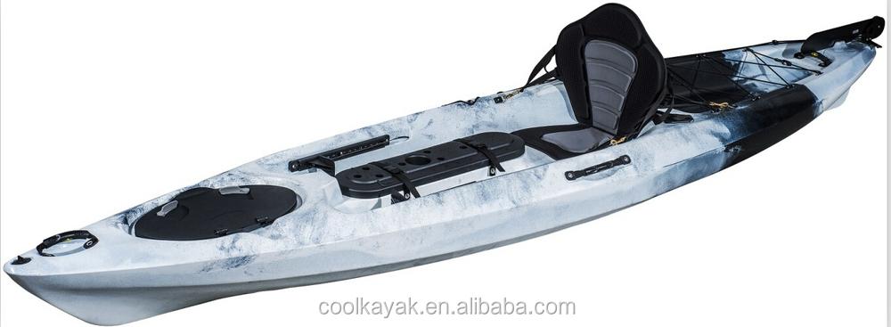 Cheap single fishing kayak for wholesale cool kayak brand for Best cheap fishing kayak