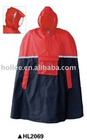 pvc high quality bike poncho
