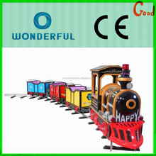 Popular and best selling kids games child electric trains ho model train