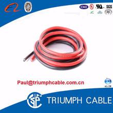 600V 200C super soft silicone wire/silicone insulated stranded tinned copper wire
