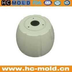 Customized rapid prototype vacuum casting parts and cnc machining oil pump parts