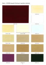 Packaging Velvet Fabric long-pile 100% nylon velvet wholesale fabric suppliers