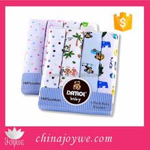 Alibaba Trade Assurance 4-Pack Baby Blanket Wholesale Gauze Muslin Swaddle Blanket