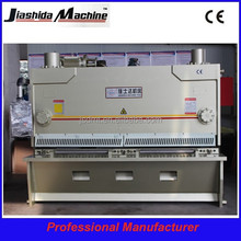 Widely used QC11K-16x2500 guillotine cutter, automatic fabric cutting machine