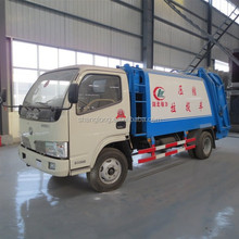 Sales Promotion! 3 Tons Garbage Compactor Truck