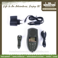 True Adeventure TB5-001 Top Quality Outdoor MP3 Lound Speaker Player Birds Sound Decoy Hunting MP3 Bird Caller