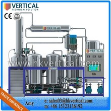 VTS-PP Used Motor Oil Recycling Plant Diesel Oil Recycling Recycle Black Engine Oil