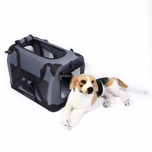 large dog carriers transport boxes for dogs new design foldable pet carrier