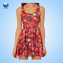 2015 Popular Ladies Summer Fashion berries Vest Skirts & women tank top & Vest Tank Tops T-shirt