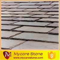 Red roof slate, roofing slate, slate roof tiles