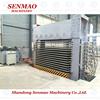 Senmao 4*8feet laminating hot press/ wood laminating press