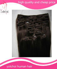 Hot sale factory cheap price high quality 100% human remy indian virgin hai