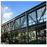 Portal frame steel structure
