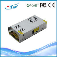 Best Quality ip20 360w power supply 12v 30a led driver voltage converter 220 24