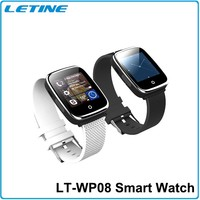 Smart Watch With SIM Card 2G Watch Mobile Phone Smallest GT08 Pocket Watch