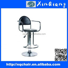 Commercial Mobile Bar Furniture Bar Chair With Armrest XQ 304