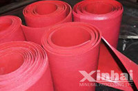 Long Working Life Sheet Rubber With Elastomer