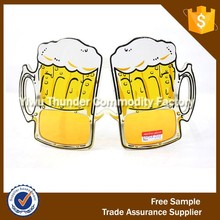 wholesale beer mug shape funny party glasses