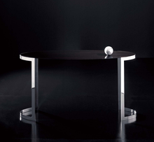 Modern Tempered Glass Or Marble Oval Side Table Stainless Steel Legs Living Room Furniture Coffee Table