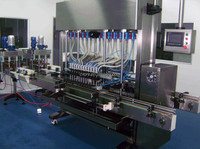 Automatic petroleum jelly filling machine ,production line