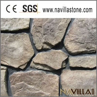 Manufactured External Stone Wall Cladding