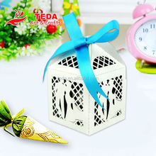 """2014Teda """"new baby on the block""""ceramic baby blocks salt and pepper shakers favors baby shower"""