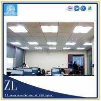 Indoor led flat panel light ceiling mount square 600*600mm