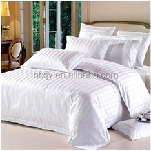 250t 100% cotton popular used commercial hospital bed linen
