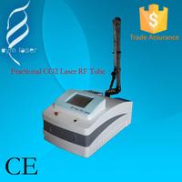 beijing dym online rf tube fractional co2 laser skin tightening fractional CO2 laser