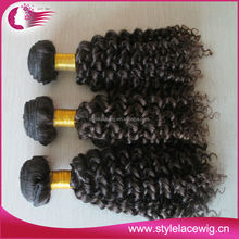 popular cheap tangled free can be permed unprocessed virgin indian wavy hair