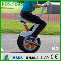 2016 Fosjoas K3 Airwheel A3 MonoRover Electric Scooter Self Balancing Unicycle Two Wheels adult and kids snow big wheel