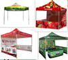 10x10ft pop up tent easy up tent party tent with POLYESTER PU coated