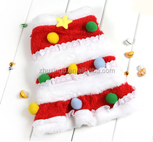 New design pet christmas dresses, clothes manufacturer small order, china supplier pet articles
