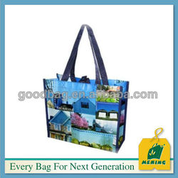 Water-proof Lamianted pp woven rice bag , MJB, Guangzhou Factory
