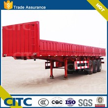 side wall open semi trailer container semi trailer side wall optional
