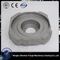 The motor end cover 173,iron casting ,motor parts/box/end cover,diesel engine the main bearing bo