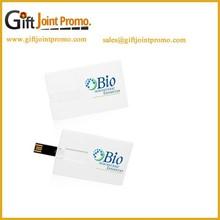 Promotional Flip Card USB Flash Drive