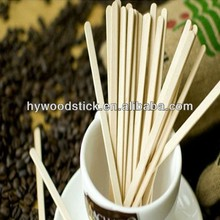 Hot Sale Disposable Grade A Eco-Friendly Wooden Coffee & Tea Tools Stirrers