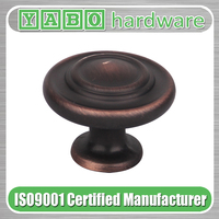Hot selling stainless steel door handle, zinc alloy cabinet handle, furniture handle with oil rubbed bronze