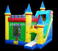 2012 Inflatable New Style Slide