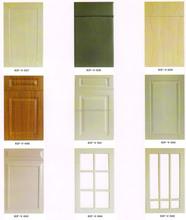 E1 E0 Carb 2 PVC membrane MDF board kitchen cabinet door