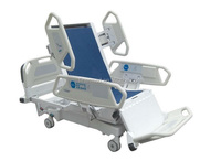8 function Nursing reclining chair Electric ICU bed