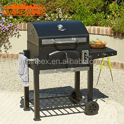 2017 En Plein Air Produit Dessins Grill Balcon Cour Commerciale Mobile Portable Premium barbecue Grill Fumeur