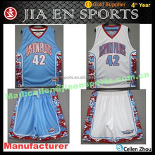 Cheap wholesale camo basketball jersey customize your own basketball