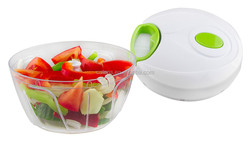 vegetable and salad chopper